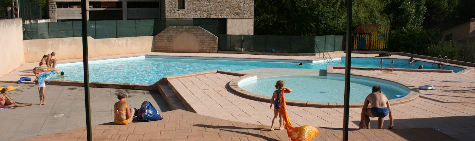 Mentions l gales camping municipal de brouillet le for Camping lozere piscine